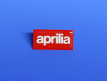 OEM Aprilia Side Case Decal For Futura