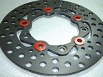 BrakeTech USA Full-Floating IRON Rear Rotor