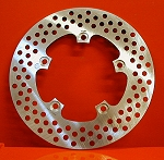 Brembo Stock Replacement Rear Rotor