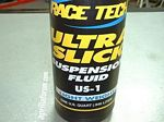 Race-Tech Ultra Slick Fork Oil, 1Qt