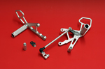 Woodcraft Mille / Tuono Rearsets w/GP Shift