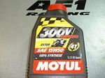 Motul 300V Full Synthetic *1L* 15W50 Oil