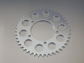 Sprocket Specialists Hard Anod Rear Sprocket RS250