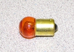 "Amber Turn Signal Bulb ""Straight Pins"""