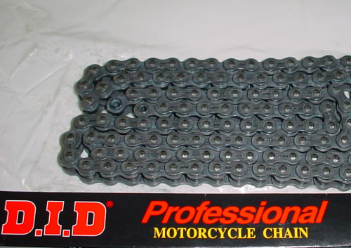 DID Premium VX2 520 Natural X-Ring Chain 130 Links
