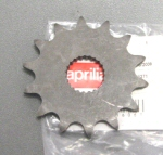 OEM Aprilia Counter Shaft Sprockets Sizes 14-17
