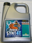 Motorex Fully Synthetic 10W/60 4T Motor Oil  4L