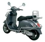 OEM Vespa Full Chrome Kit - GT200 #602891M