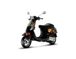 OEM Vespa Decal Kit, Red Flowers