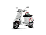 OEM Vespa Decal Kit, Italian Flags