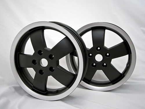 OEM Vespa GTS ABS Wheel Set