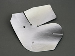 OEM Aprilia Fuel Tank Heat Protection -#8117128