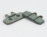 OEM Moto Guzzi Rear Brake Pads -2R000248