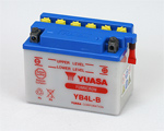 YUASA Battery For 50cc and RS250 -#AP8212110