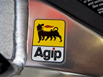 OEM Aprilia Official AGIP Decal - #852586