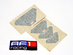 Aprilia OEM Tank Guard Stickers Kit - #8796047