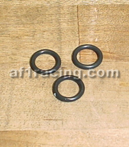 AF1 Viton Fuel Quick Disconnect O-rings 3-pack