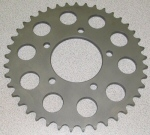 520 Hard Anodized Rear Sprocket