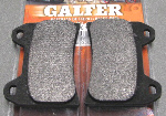 Galfer Racing Brake Pads (Semi Metallic)