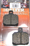 Galfer Rear Brake Pads -Black Series- (Organic)