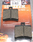 Galfer Brake Pads Black Series (Organic)