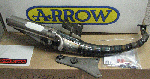 Arrow Aluminum Exhaust for '95-'04 Rally 50