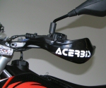 Acerbis Rally Pro Handguards For SXV, RXV