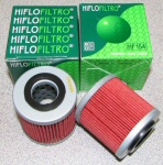 2 Pk HF563(PU07120212) Oil Filters SXV/RXV 4.5/5.5