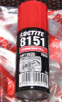 OEM Aprilia Loctite Anti Seize Spray 50mL -0297434