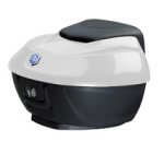 OEM Piaggio 36L Top Box, White -1B00022800BU