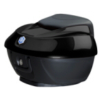 OEM Piaggio 36L Top Box, Black -1B00022800NO
