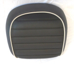 OEM Vespa Back Rest, Black - 1B001660C00C1