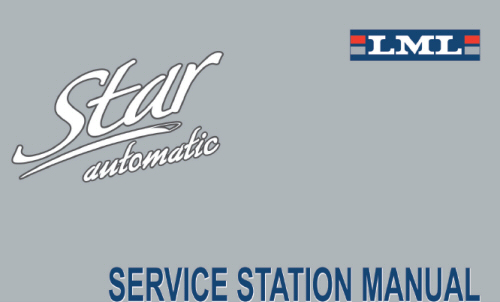 GSC OEM Factory Service Manual For Stella Auto