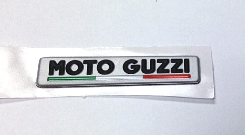 Moto Guzzi Fork Tree Badge 45x10mm -2H001445