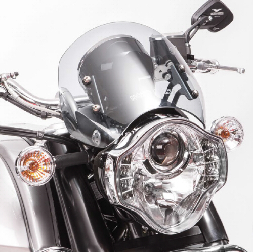 OEM Moto Guzzi Sport Screen Kit