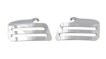 OEM Moto Guzzi Polished Inj Cover Pair -2S000149