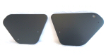 OEM Moto Guzzi Black Alum. Side Fairings -2S000179