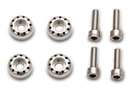 Valve Cover Dress Up Hardware Kit, CNC - 2S000348