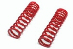 OEM Moto Guzzi Red Shock Spring, Pair - 2S000906