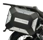 OEM Moto Guzzi Urban Alum Side Cases - 2S001354