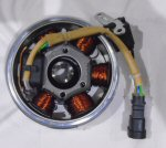 Flywheel Magneto Assembly - 58136R (ex 830295)