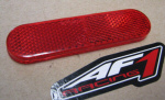OEM Red Reflector  - #58233R (ex 582058)