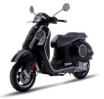 Grey Rally Sticker Kit for Vespa GTS - 605207M002