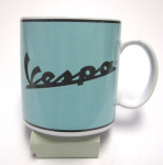 Vespa Coffee Mug Vintage Green - 605251M006