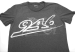 "Vespa Men's T-Shirt ""946"" -Large"