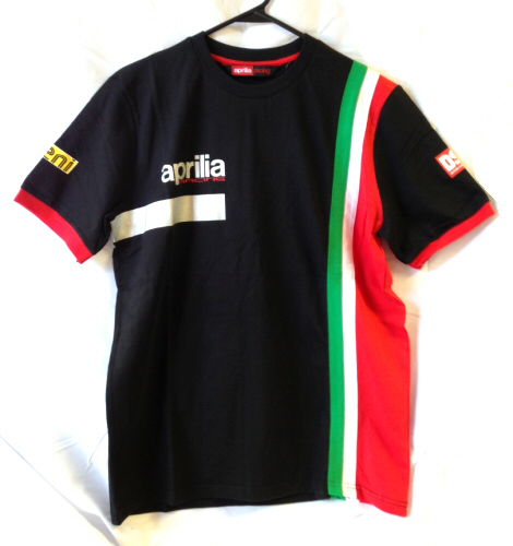 Aprilia WSBK Team Gear 2014: T-Shirt -605929M_AR