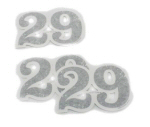 Tenni's #29 Three Decal Set - 605983M