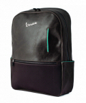 Vespa Backpack Synthetic Leather, Brown