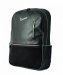 Vespa Backpack Synthetic Leather, Black