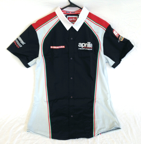 Aprilia GP Team Gear 2015: Pit Shirt -606222M03AR